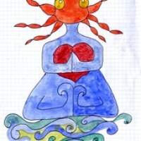 """Crab Woman 2009 william vecchietti • <a style=""""font-size:0.8em;"""" href=""""http://www.flickr.com/photos/32339813@N04/3908718837/"""" target=""""_blank"""">View on Flickr</a>"""