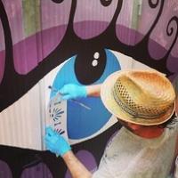 "Occhio - #yapwilli work in progress for @anconacrea 2016 #energybox via della Beccheria #painting #stencil #wallpainting #urbanart #streetart #murals #eye #williamvecchietti • <a style=""font-size:0.8em;"" href=""http://www.flickr.com/photos/32339813@N04/33998745915/"" target=""_blank"">View on Flickr</a>"