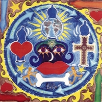 "mondo 1995 acrilici e pastelli su tela cm70x70 • <a style=""font-size:0.8em;"" href=""http://www.flickr.com/photos/32339813@N04/3113815100/"" target=""_blank"">View on Flickr</a>"