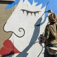 "La memoria di un luogo #cpg59 project #servigliano #yapwilli at work #wallpainting #urbanart #murals #murales #streeetart #graffiti #human #face #artepubblica #arteurbana #arte #memory #memoria #art  Photo by @garagolo • <a style=""font-size:0.8em;"" href=""http://www.flickr.com/photos/32339813@N04/36362985470/"" target=""_blank"">View on Flickr</a>"
