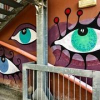 "MULTIVERSO project by #yapwilli 2018 Ancona Istituto Savoia Benincasa photos: Giulio Garavaglia  #nature #urbanart #streetart #mural #multiverse #multiverso  #animals #painting #graffiti #art #williamvecchietti #shadow  #contemporaryart    #poetry  #eyIst • <a style=""font-size:0.8em;"" href=""http://www.flickr.com/photos/32339813@N04/45086774825/"" target=""_blank"">View on Flickr</a>"