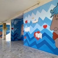 """Murales Collemarino  Yapwilli Dicembre2019/Gennaio2020 • <a style=""""font-size:0.8em;"""" href=""""http://www.flickr.com/photos/32339813@N04/49704236708/"""" target=""""_blank"""">View on Flickr</a>"""